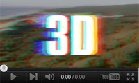 Video feed page - Earth-Touch 3D